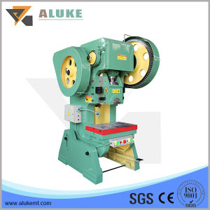 J21 Series Eccentric Power Press for Steel Sheet Punching pictures & photos