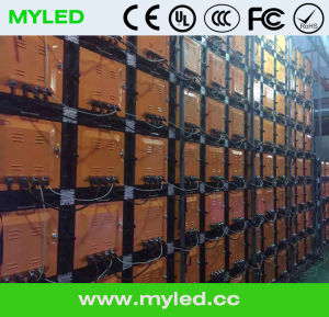 P3.91 Rental LED Display (Die-Casting Aluminum cabinet) pictures & photos
