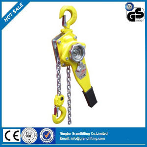 Zhl-C Hand Tool Safe Locking Hook Lever Hoist pictures & photos