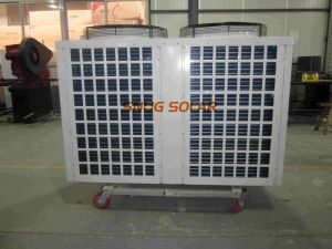 -25 Degree High Cop The Most Popular Low Temperature Heat Pump pictures & photos