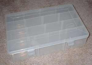 Good Quality Plastic Injection Mold for Storage Box (ISO9001)