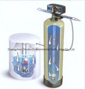 Automatic Resin FRP Water Softener Filter Housing for Boiler pictures & photos