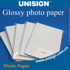 Glossy Inkjet Photo Paper for Printing pictures & photos