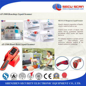 Advanced Bottle Liquid Scanners for Checking Dangerous Liquid (AT1000) pictures & photos