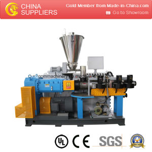 High Quality Conical Twin-Screw Extruder pictures & photos