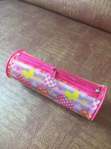 Custom Print Cute PVC Plastic Stationery Bag Pencil Case pictures & photos