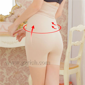 Hip and Waist Double Pressure Slimming Pants pictures & photos
