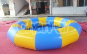 0.6~0.9 mm PVC Large Small Indoor Outdoor Customized Inflatable Pool (CHW451) pictures & photos