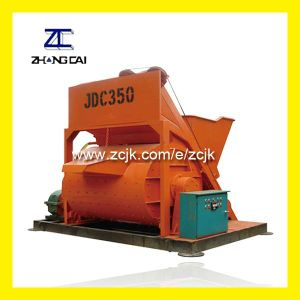 Zcjk Single Shaft Concrete Mixer (JDC350) pictures & photos