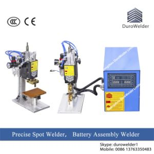 Precision Spot Welder for Welding Capacitor pictures & photos