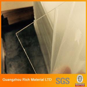 Clear Acrylic Board Plastic PMMA Board Plexiglass pictures & photos