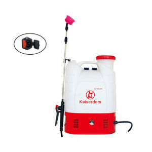 Agricultural Machinery 16L High Quality Knapsack Battery Sprayer with Ce (KD-16D-009) pictures & photos