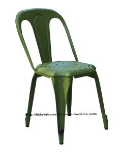 Industrial Tolix Vintage Armand Restaurant Metal Chair pictures & photos