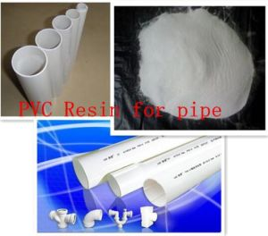 Factory Supply 2015 Hot Sale PVC Resin for Pipe pictures & photos