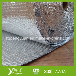 Reflective Aluminum Foil Backed Bubble Insulation Rolls pictures & photos