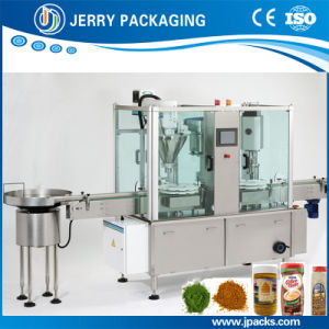 Automatic Medicine Powder Filling and Capping Machine pictures & photos