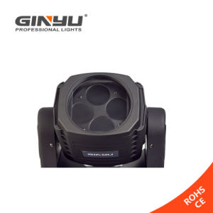 High Brightness Multi Colour Disco Moving Head LED Beam Light