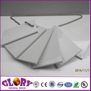 Plastic Products Sanitary Grade White Acrylic Sheet for Bathroom pictures & photos