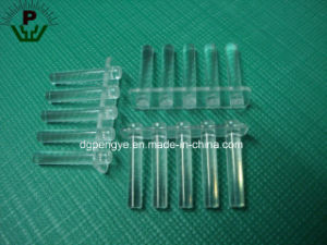 Transparent PC material LED Light Guide Pipe pictures & photos