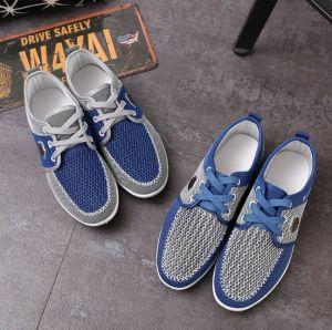 Mea Shoes Canvas Sneaker Breathable Fashion Shoes (AKCS14) pictures & photos