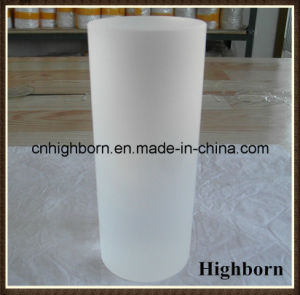 High Quality Opaque Milky White Silica Quartz Glass Rod pictures & photos