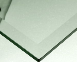 8mm Clear Tempered as Table Glass