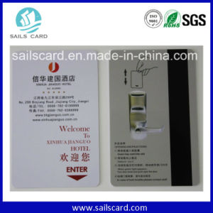 2015 New Plastic RFID Smart Contactless IC Cards pictures & photos