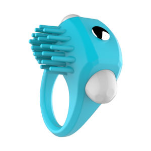 Adjustable Penis Cock Ring with Bullet Sex Toy for Man pictures & photos