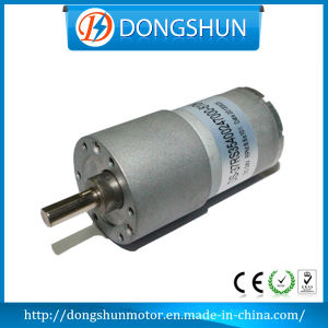 Ds-37RS3540 Long Lifespan 37mm DC Geared Motor