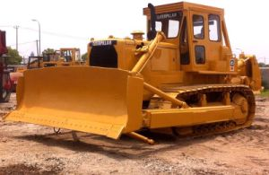 Tractor-Scraper Hydraulic Pump 3~5cbm Available_Ripper/Blade Yellow-Coat Caterpillar D8k Crawler Bulldozer pictures & photos