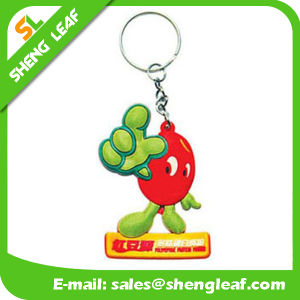 Custom Branded Soft PVC Keychain (SLF-KC081) pictures & photos