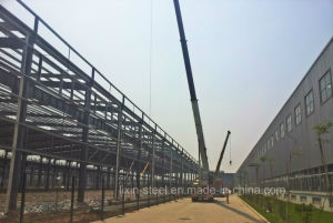 Pre-Engineered Prefab Steel Structure Warehouse Workshop Construction pictures & photos