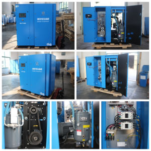 Oil Lubricated Screw Air Compressor pictures & photos