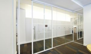 Office Partition Material Glass Wall Partition pictures & photos