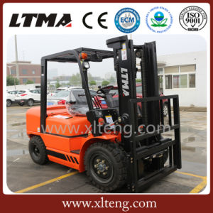 Ltma Forklift 3.5t Diesel Forklift Price pictures & photos
