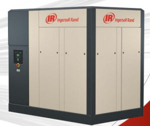 Ingersoll Rand Silent Rotary Screw Air Compressor (R90I R110I R132I R160I) pictures & photos