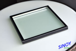 Offline Single / Double or Triple Silver Coated Low E Glass (Low Emissivity Glass) for Solar Control and Energy Saving Buildings pictures & photos