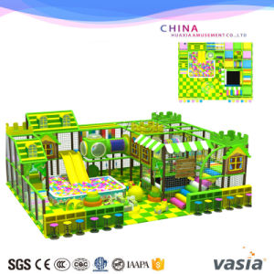 Children Soft Playground Plastic Toys Playground for Hot Selling pictures & photos
