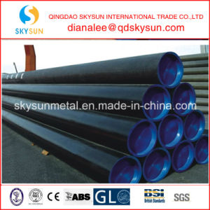 Seamless Circular Unalloyed Steel Tubes Subject to Special Requirements Pipe