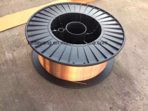 Aws Er70s-6 CO2 Gas-Shielded MIG Welding Wire pictures & photos