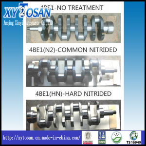 Autoparts of Engine Crankshaft Used for Isuzu Dh100 pictures & photos