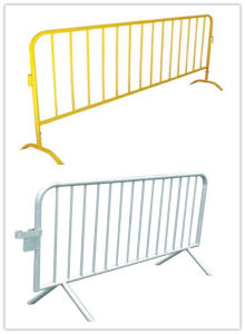 Hot-Dipped Galvanized Crowd Control Barrier with Great Popularity pictures & photos