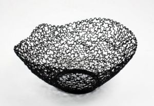 Fashion Elegance Fruit Basket Bread Basket Kitchen Basket