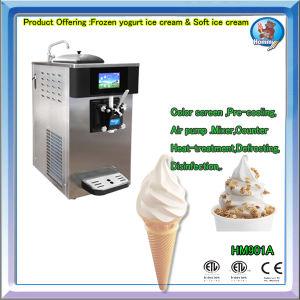 Low Noise Desktop Frozen Yogurt Ice Cream Machine HM901A pictures & photos