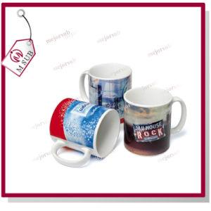 11oz Custom Ceramic Mug with Sublimation Print Photos pictures & photos