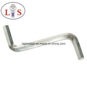 Factory Price White Zinc Plated Z Wrench with High Quality pictures & photos