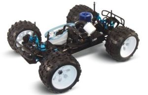 1: 8 Scale 2.4G 4WD Gas RC Car with 12cxp pictures & photos