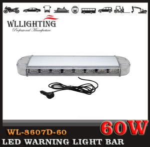 LED Flash Vehicle Warning Light Bars with Lightning LED pictures & photos