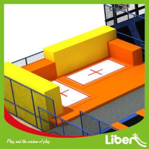 Indoor Sport Gym Trampoline Park with Olympic Jumping Mat pictures & photos