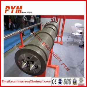 Granulating Machine Twin Screw Barrel pictures & photos